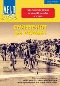 La couverture du VéloStar 404.