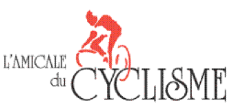 Association sans but lucratif, régie par la loi du 1er juillet 1901 et le décret du 16 août 1901, «L'Amicale du Cyclisme» a pour objet l'établissement et le maintien de liens d'amitié et de solidarité entre ses membres.