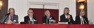 Jean-Jacques Maréchal, Philippe Bouvet, Jean-Marie-Leblanc, Marc Madiot et Didier Béoutis.
